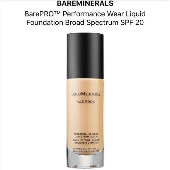 bareMinerals Other - Bare Minerals   BarePro Cashmere 06 SPF 20
